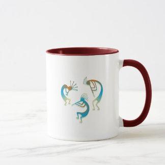 3 Kokopelli #14 Mug