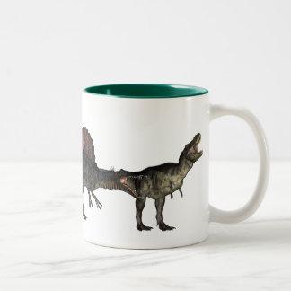 3 Largest Therapods Mug
