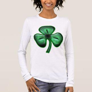 3 Leaf Clover Long Sleeve Long Sleeve T-Shirt