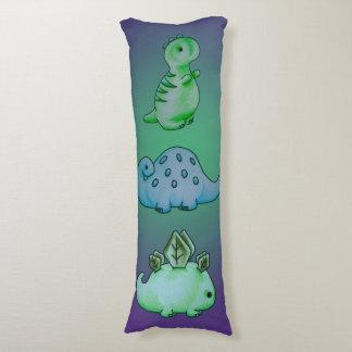 3 Little Dinos Body Cushion