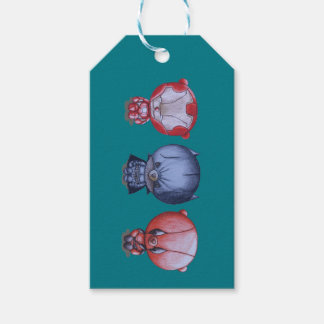 3 Little Heroes Gift Tags