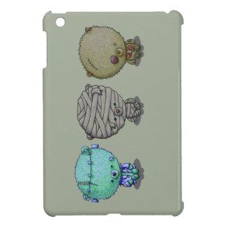 3 Little Monsters iPad Mini Covers