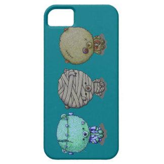 3 Little Monsters iPhone 5 Cases