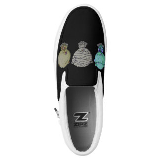 3 Little Monsters Slip On Shoes