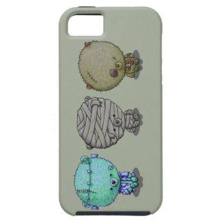 3 Little Monsters Tough iPhone 5 Case