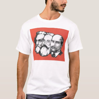3 marxists T-Shirt