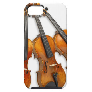 3 MUSICAL VIOLINS iPhone 5 CASES