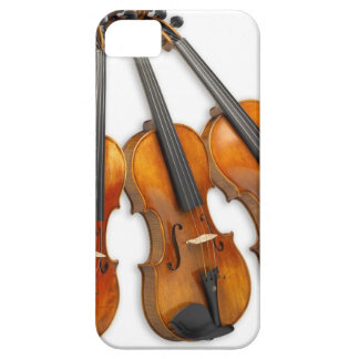 3 MUSICAL VIOLINS iPhone 5 COVER