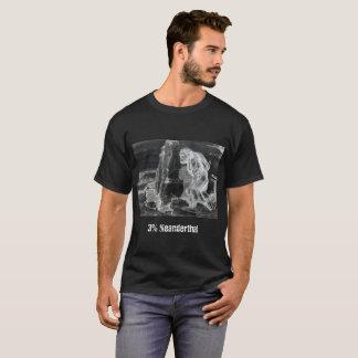 3% Neanderthal T-shirt