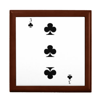 3 of Clubs Gift Box