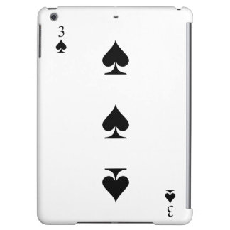 3 of Spades