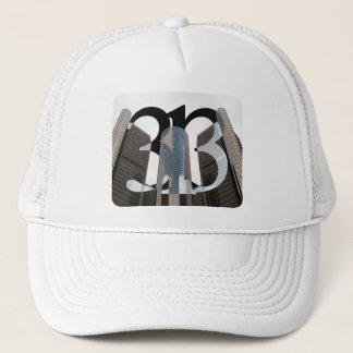 3 One Third Trucker Hat