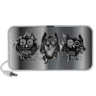 3 Owls Notebook Speakers
