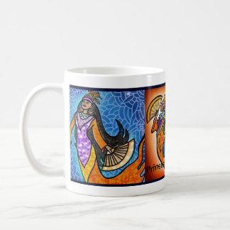 3 Panel Mug