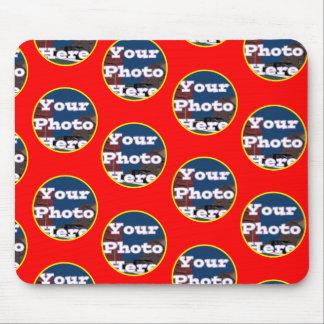 3 photo mousepad