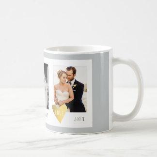 3 Photo Mug | Custom Color Personalized Love Mug
