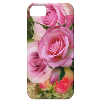 3 Pink Roses iPhone 5 Cases