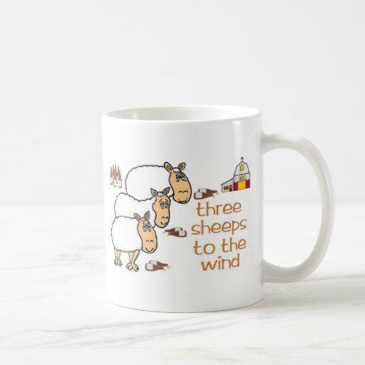 3 sheeps to the wind mugs