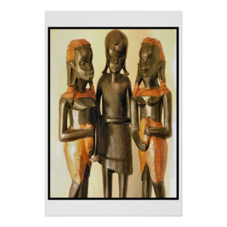 3 Sisters from Kenya Poster