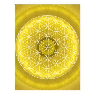 3 Solar Plexus Chakra created by Tutti Postcard