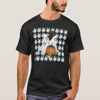 3 SPOOKS, JACK & CAT by SHARON SHARPE T-Shirt