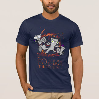 3 Squirrels (Foamy, Begley, Pilz-E) T-Shirt