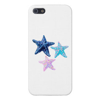 3 Starfish Case For The iPhone 5