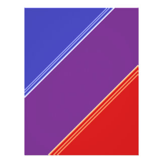 3 Stripe Color :  Silky Engraved Style Light Prin Flyer Design
