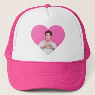 <3 Trudeau Trucker Hat