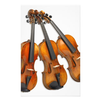 3 VIOLINS STATIONERY
