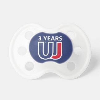 3 Years Of Union J ack Dummy