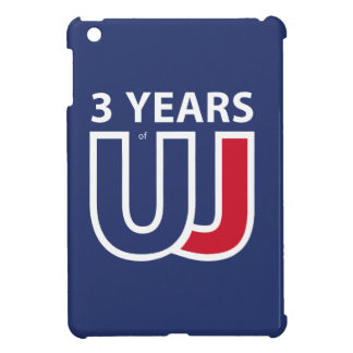 3 Years Of Union J ack iPad Mini Cover