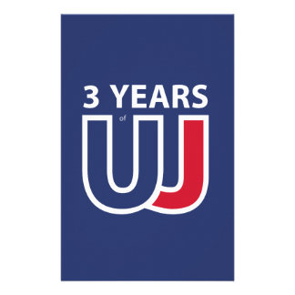 3 Years Of Union J ack Stationery