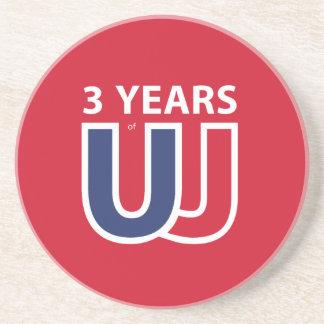 3 Years of Union Jack Coaster