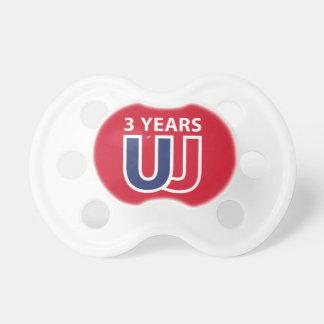 3 Years of Union Jack Dummy