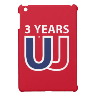 3 Years of Union Jack iPad Mini Covers