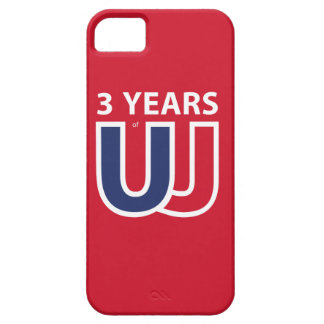 3 Years of Union Jack iPhone 5 Cover