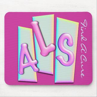 3D ALS FAC Mousepad