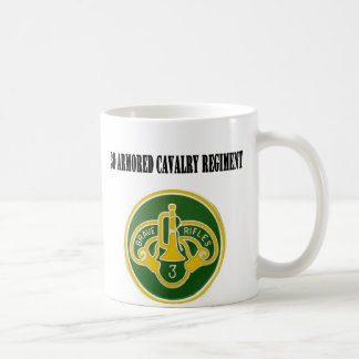 3d Armored Cavalry Regiment Coffee Mug