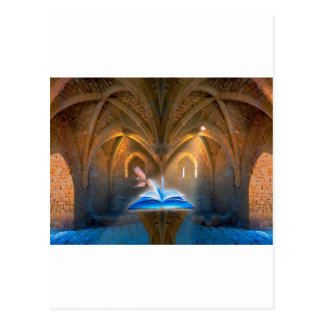 3d art sacred inspiration postcard