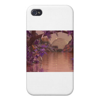 3d art threshold of a dream iPhone 4 cases