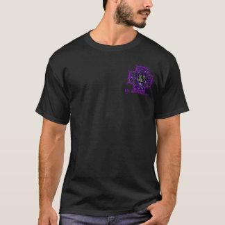 3D Artwork, Inc. Logo Purple T-Shirt