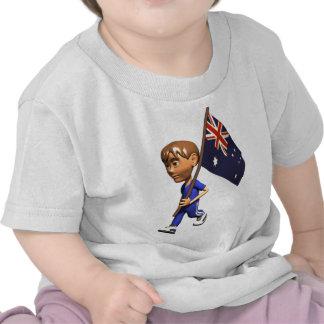 3D Australia Tee Shirt