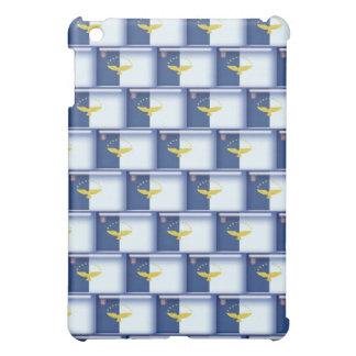 3D Azores flag pern iPad Mini Case