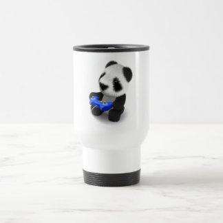 3d Baby Panda Videogamer Mug