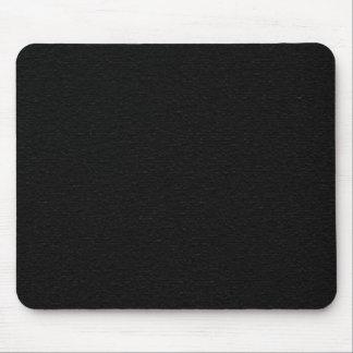 3D Black Grid Mouse Pads