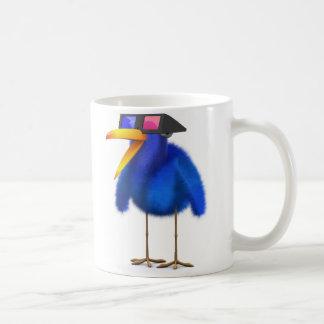 3d Blue Bird 3d Movie Coffee Mug