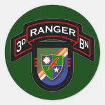 3d Bn, 75th Ranger Regiment - Airborne Sticker