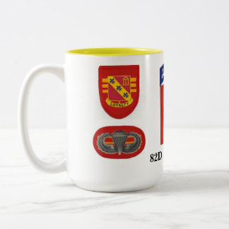 3D BN (ABN) 319TH Field Artillery Mug