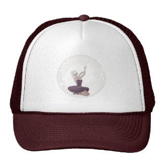 3D Bubble Ballerina 2 Hat